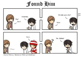Found Him by Waldo-xp