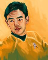 Sulu by rflaum