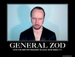 General Zod 2016 by JAM4077