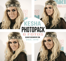 Photopack #86 Ke$ha by juliahs1D