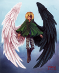 -SNK- The Gentle Angel by Makirou