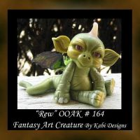 Rew Fantasy Little Creature by KabiDesigns
