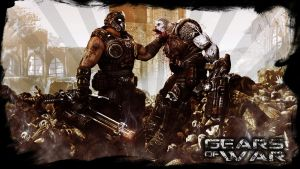 Gears of war 3 Wallpaper by IReckLess