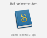 Sigil replacement icon by Heliogon