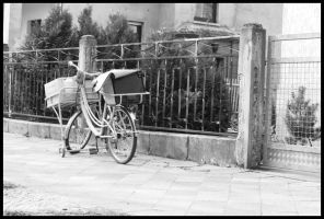 Bicycle by stillaut