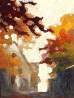 Small Autumn Impression 10 by litka