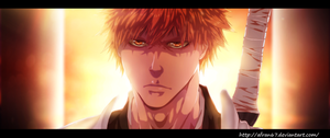 Bleach 613  Confrontation By Afran67 by afran67