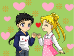 Pinky Promise by Seiusa4ever