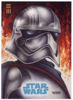 Captain Phasma FORCE AWAKENS AP by Erik-Maell