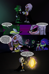 Scourge Eternal Blackout: Issue 1 pg 13 by 5courgesbestbuddy