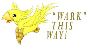 Wark This Way by MadMouseMedia