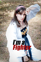 Hitomi - I'm a Fighter by Natsumi723