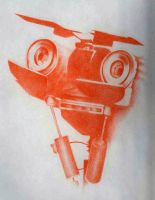 Johnny Five by Cerpin23