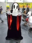 London Oct Expo 2014 - Grim by MammaCarnage