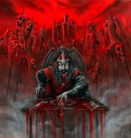 Vlad the Impaler by Scott Jackson (mature) by monstermangraphics
