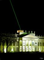 Fridericianum at Night by Niophee