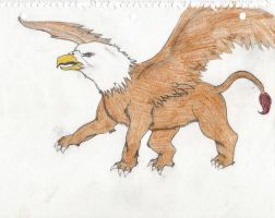 Griffin by kakashi117