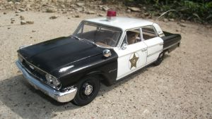 Mayberry Squad car by vash68
