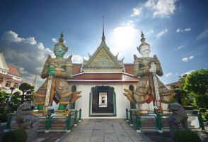 Guardians by comsic
