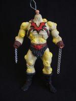 MOTUC custom Infector WIP 4 by masterenglish