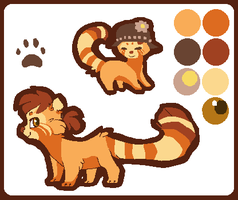 pixel-paws design by Redrie