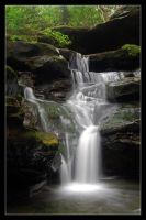 westleigh waterfall 2008 by Jonothelad