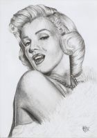 Marylin Monroe by aleks96