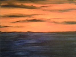 fire on the horizon by purgatoryabstract