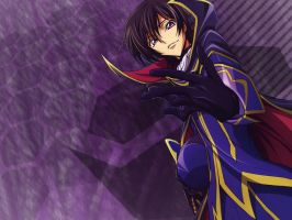 Lelouch Wallpaper 2 by drop--dead--gorgeous