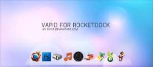 Vapid for Rocketdock by pk1st