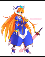 Project RCL: Rockman Ciel (Rebirth) by GenericMav