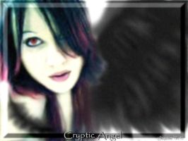 .::cryptic.angel::. by UnhappilyUnknown
