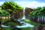 Concept Environment HnS 2 by Juh-Juh