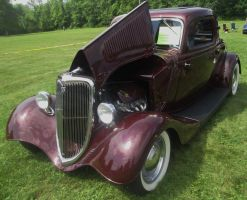 (1934) Ford Coupe by auroraTerra
