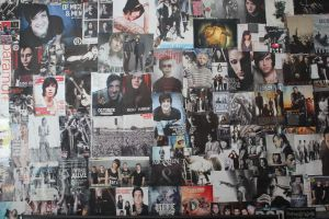 Band wall by rememberlovekimx