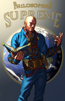Philosopher Supreme by Orr-Malus