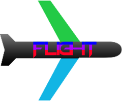 FLight logo by MB5Designs