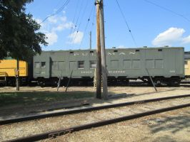 Pullman Troop Sleeper by hoestler