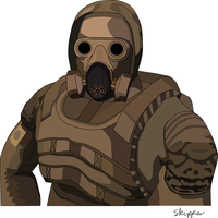 S.T.A.L.K.E.R. Portrait by Skipperthepilot