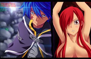 Fairy Tail 365 - Jellal And Erza by the103orjagrat