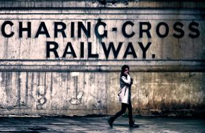 Charing-Cross Railway by cahilus