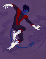 Nightcrawler v2 by Yu-Evara