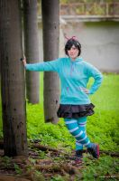Hey I'm Vanellope by Giuly-Chan
