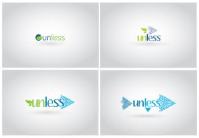 Unless logos options by syedmaaz