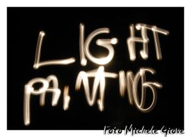 Light painting by micman