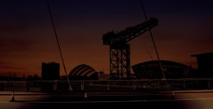 Street | Background | Glasgow 1 by Horsepoint