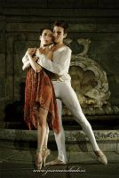 Romeo and Julieta ballet 04 by josemanchado