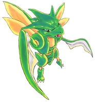 Scyther by Foltzy