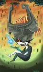 Midna and fairy by TheSlinker
