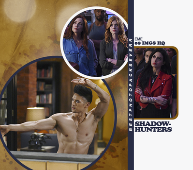 Photopack 24857 - Shadowhunters (Stills 2x01) by xbestphotopackseverr